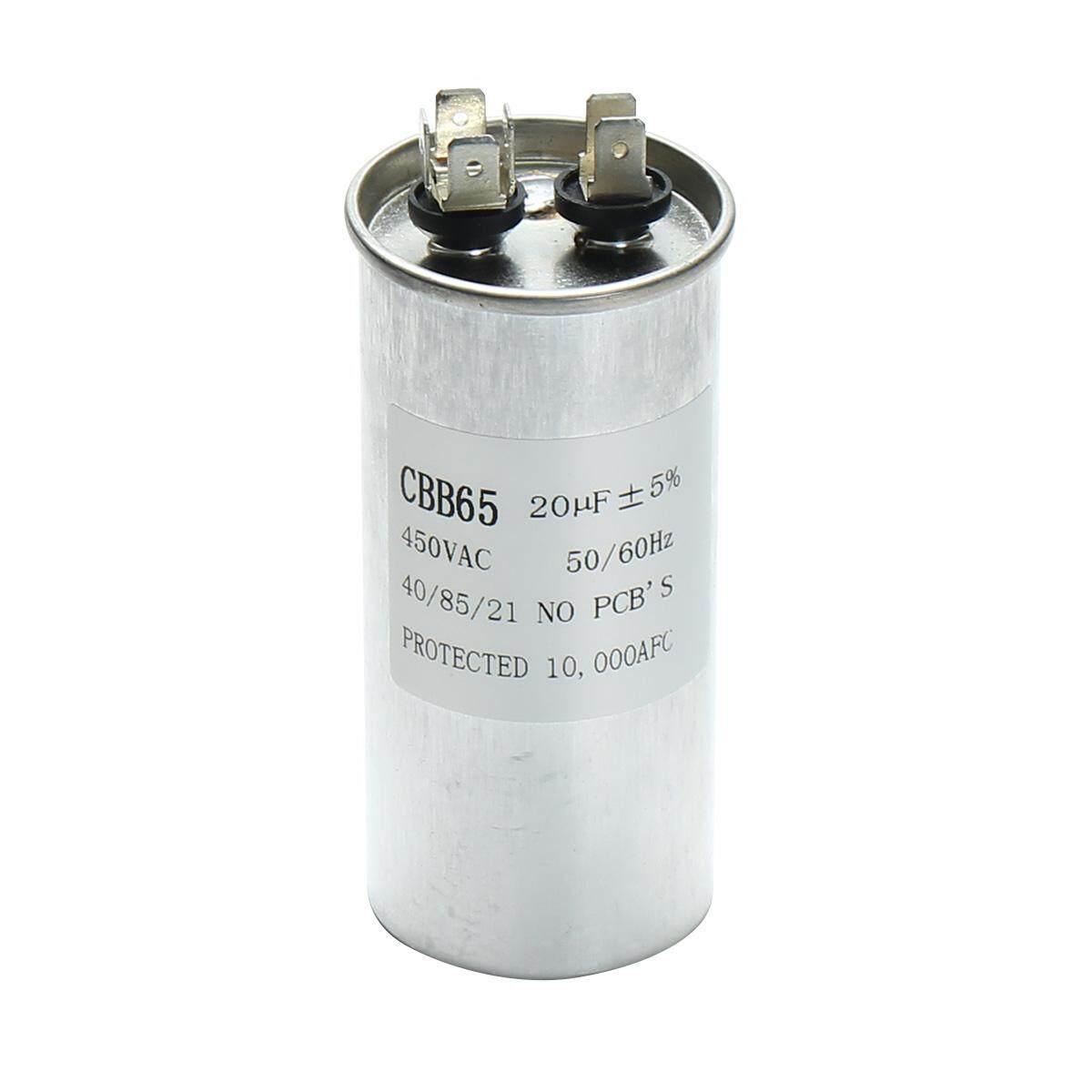 Hình ảnh 20uF CBB65 450V AC 50/60HZ Air Motor Conditioner Compressor Start Capacitor