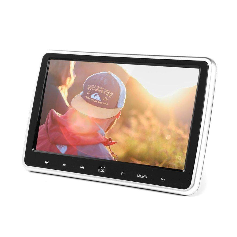 Ge Ultra-thin Car Headrest Monitor DVD Player 1024*600 with OSD Display Remote