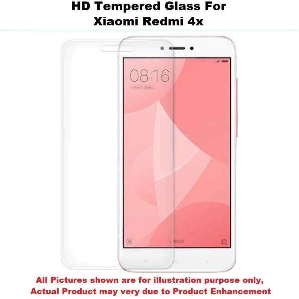 Fitur Xiaomi Redmi 4x Anti Gores Kaca Tempered Glass Bening Dan Temperred Hd For