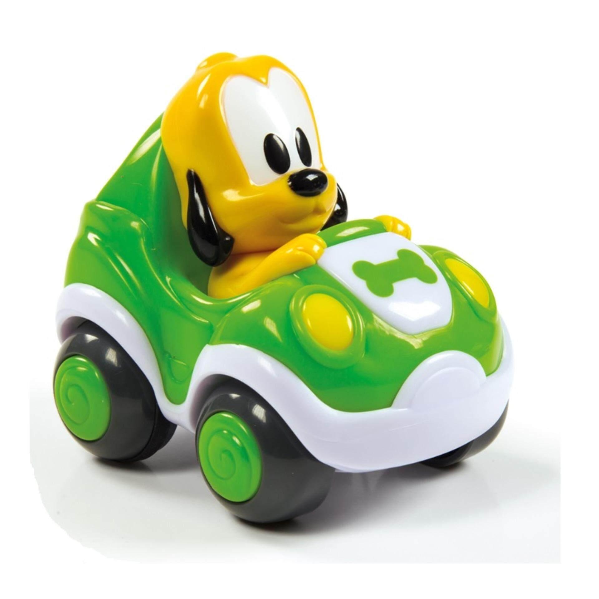 Disney Baby Pull Back Cars Toys - Pluto baby toys