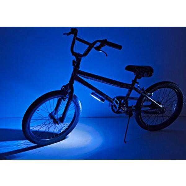 ALMM Brightz, Ltd. Blue Go Brightz LED Bicycle Accessory Light - intl