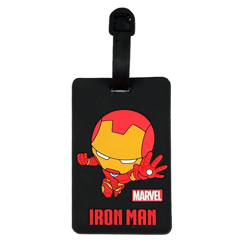 Original Marvel Avengers LIMITED Superheroes Luggage Tag Series