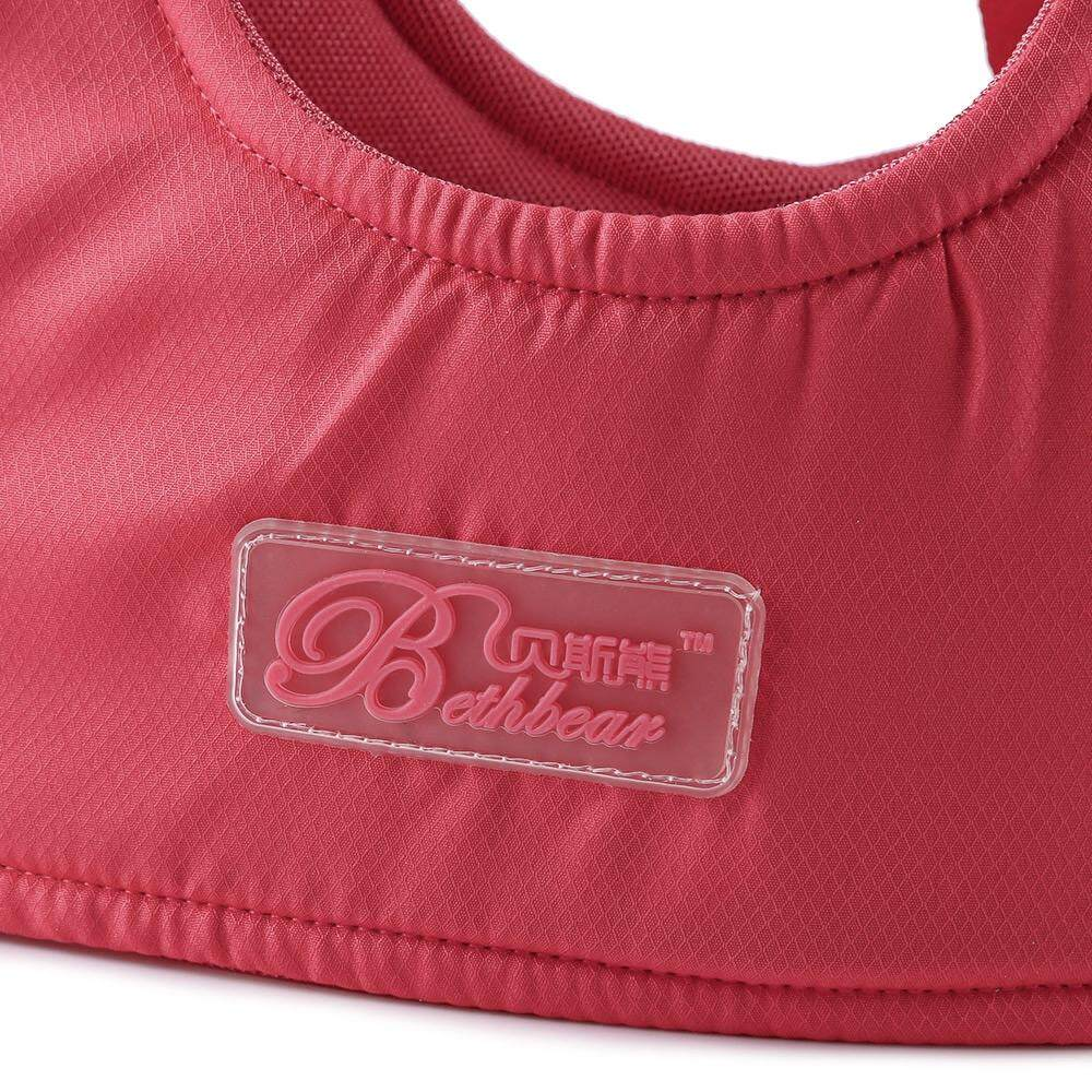 BETHBEAR CONVENIENT AND SAFE DYNAMIC PURE COLOR WALKING WING FOR BABY (WATERMELON RED)