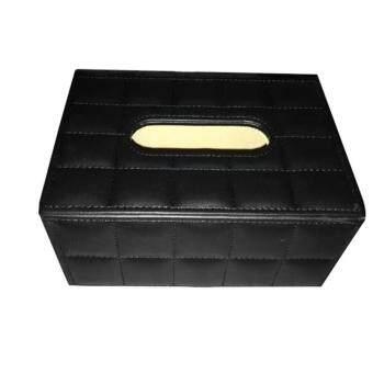 Price Checker Wawnheng Kulit Lembut PU Kelas Tinggi dan Modis Kotak Tisu Persegi Panjang/Penutup Kotak Tisu Besar/Ukuran Kecil-Intl pencari harga - Hanya ...