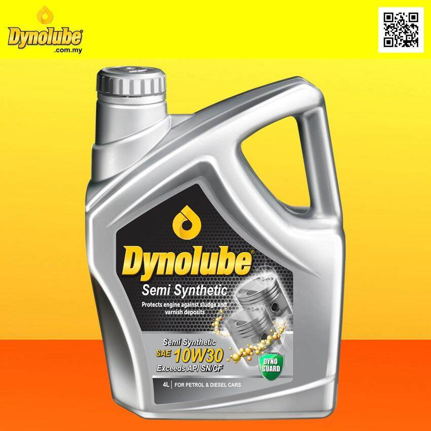 Dynolube 5W40 with DYNONFT Fully Synthetic Engine Oil SN/CF 1Liter