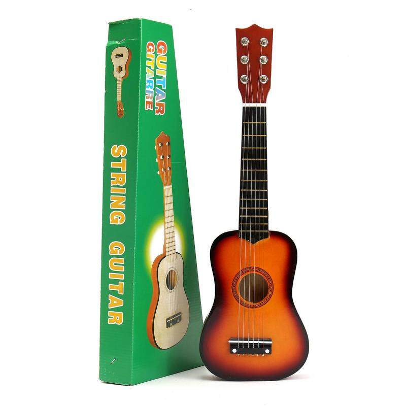 21 Beginner Kids Acoustic Guitar 6 String Musical Instrument Children Gift Toy Malaysia