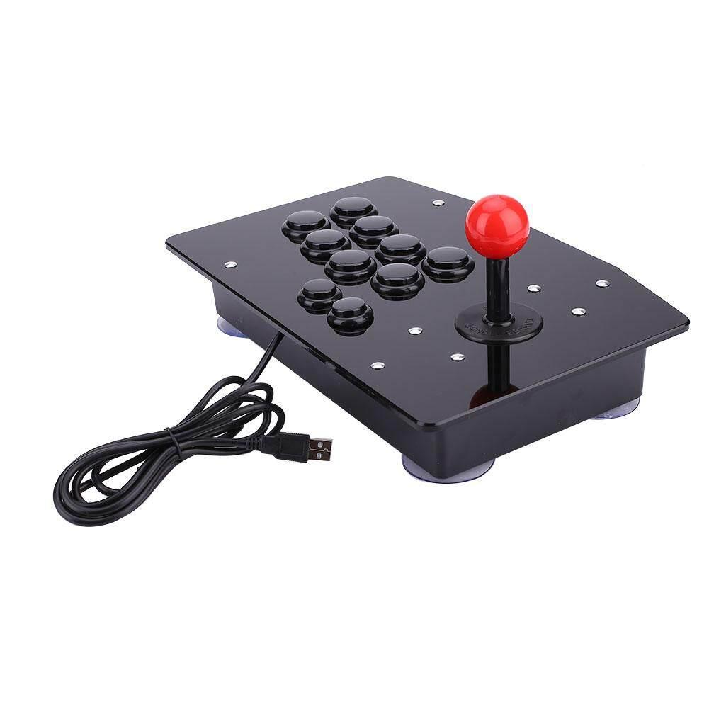 Stick Game Controler Usb Pc Joystick Joystik Controller Wlc We 830s Vztec Double Shock Pad Model Vz Ga6008 Arcade Fighting Gaming Gamepad Video For