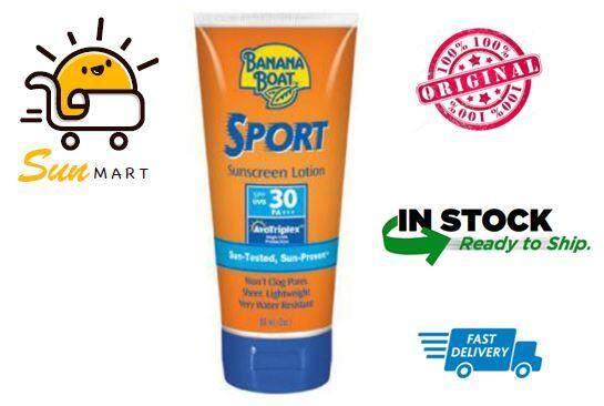 Banana Boat Sport Sunscreen Lotion SPF 30 PA+++ (90ml)