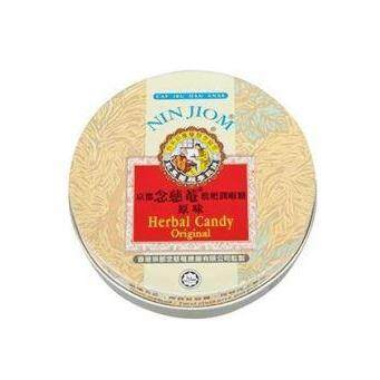 Nin Jiom Herbal Candy Original 60g