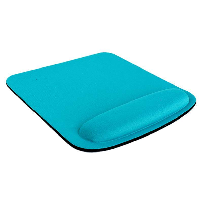 Thicken Square Comfy Wrist Mouse Pad For Optical/Trackball Mat Mice Pad Computer(Dark