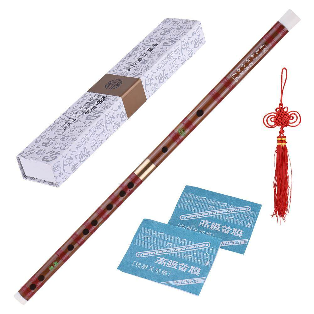 Pluggable Black Bamboo Flute Dizi Traditional Handmade Chinese Musical Woodwind Instrument Key Of E Study Level Professional Performance Intl Compare Prices