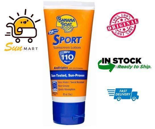 Banana Boat Sport Sunscreen Lotion SPF 110 PA+++ 90ml