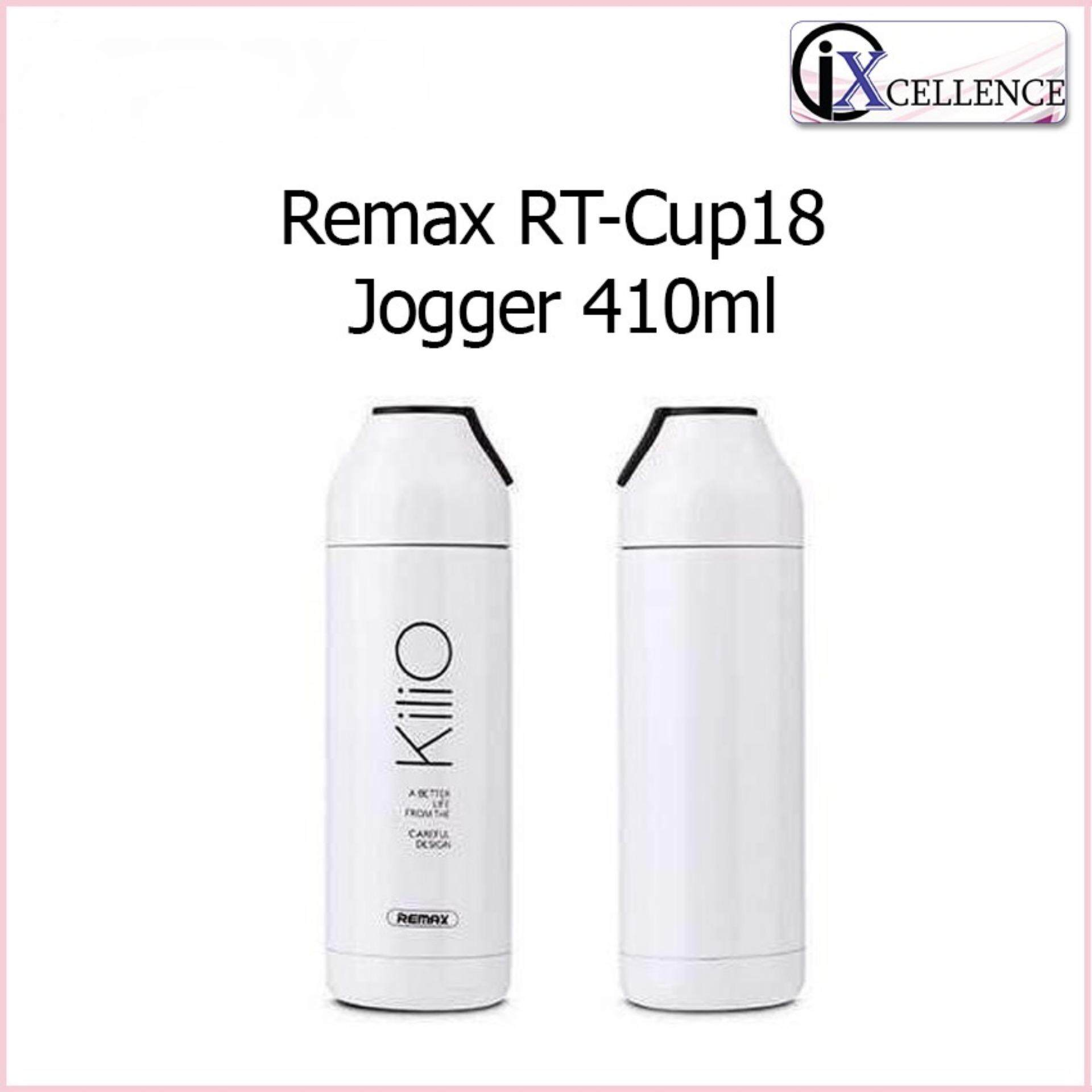 [IX] Remax RT-Cup18 Jogger 410ml (White)