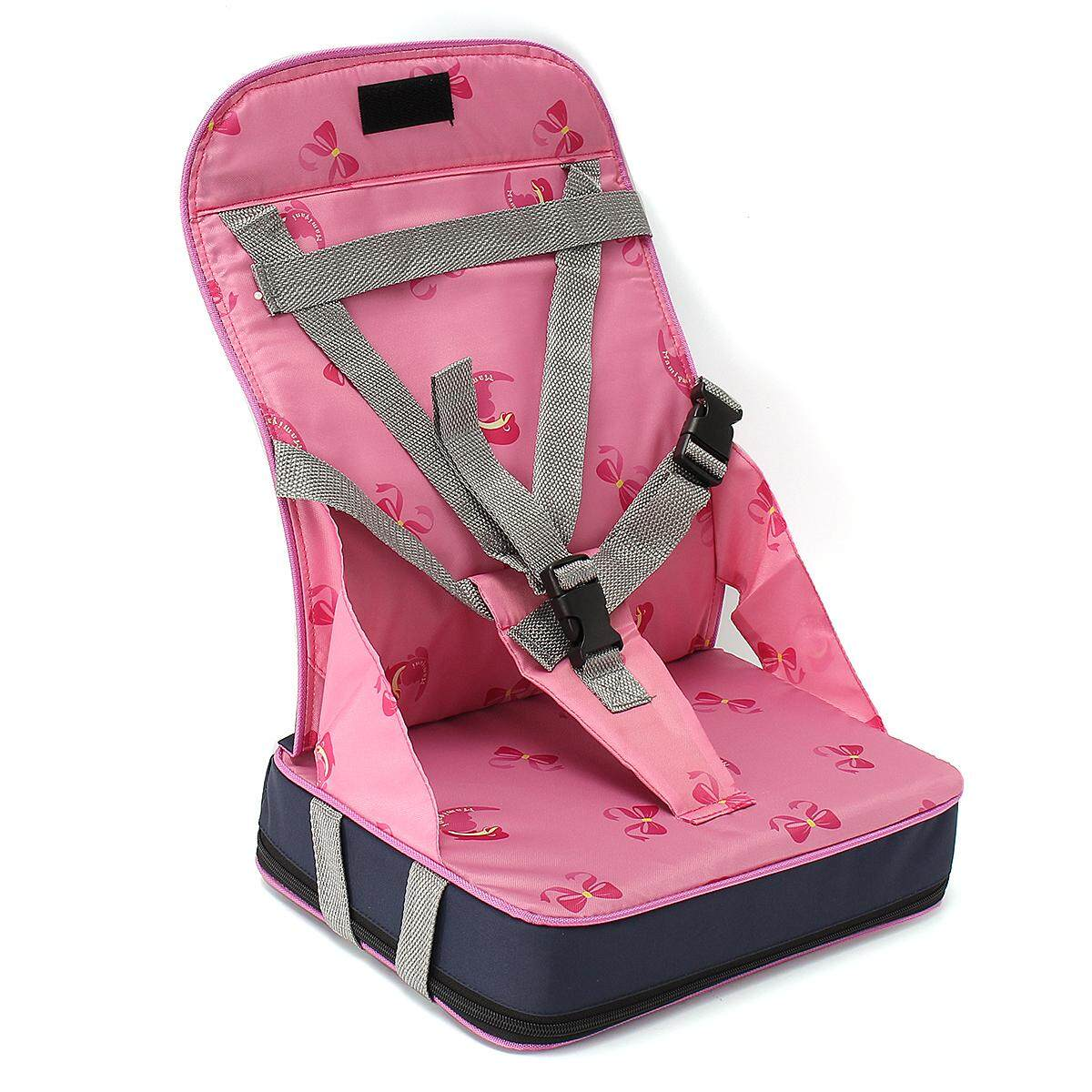 Portable Baby Travel High Chair Dining Feeding Chair Foldable Kids Booster Seat Intl Not Specified Discount