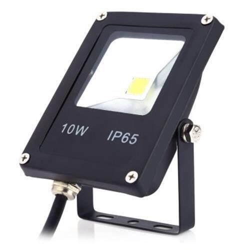 10W LED FLOOD LIGHT WATERPROOF SECURITY LAMP (WHITE LIGHT)