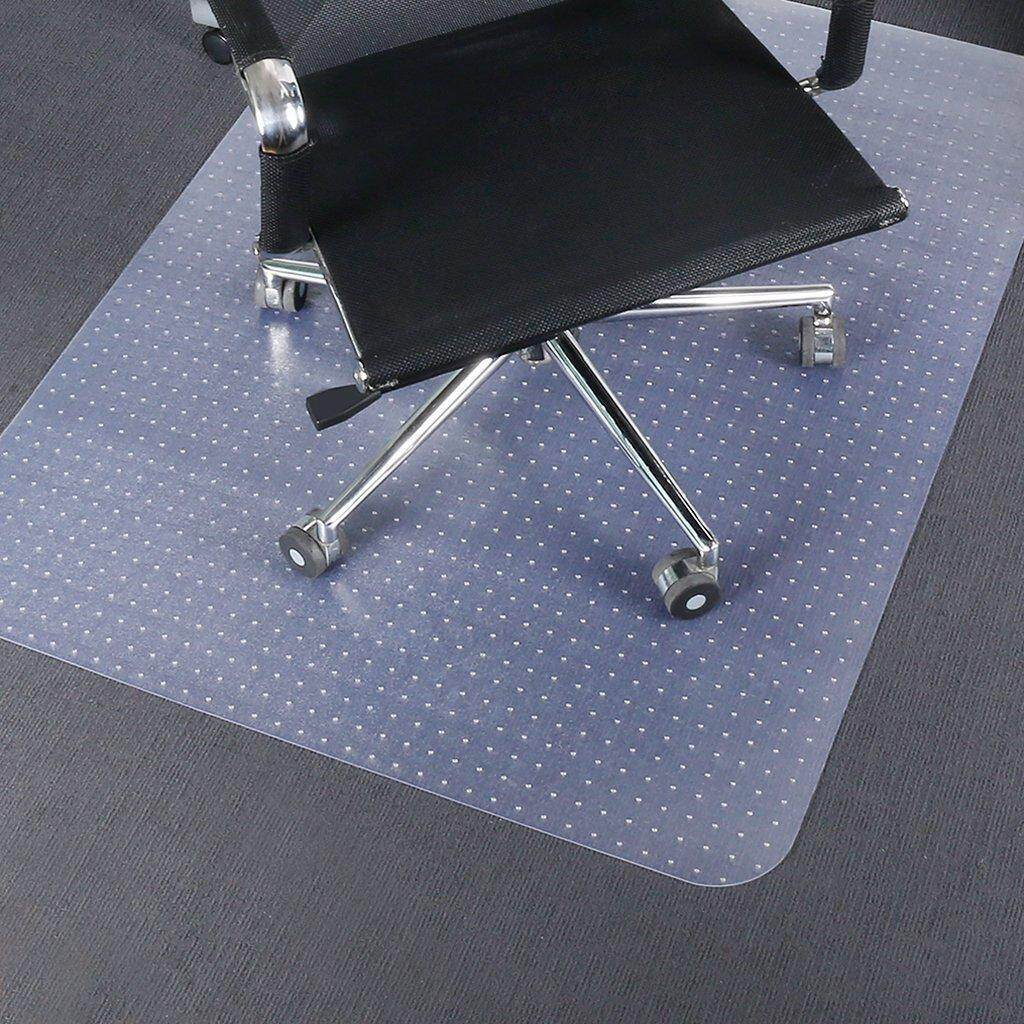 Stand High 36 X 48 Vinyl Pvc Rectangular Chair Mat For Hard Floors Transparent Multiple Sizes Intl Free Shipping