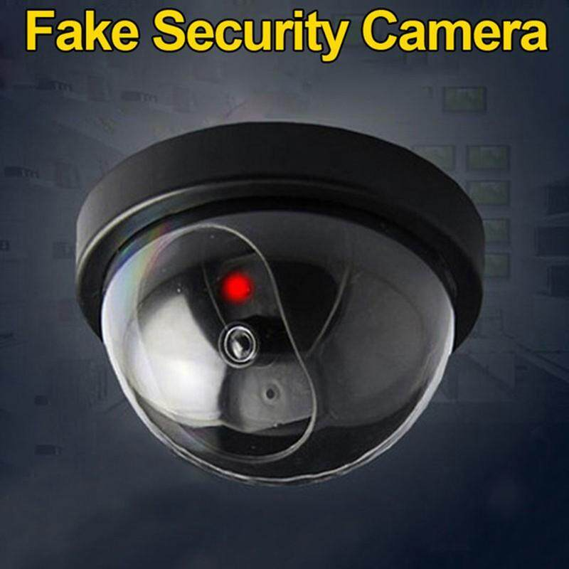 Lissng Fake Camera Dome Indoor Outdoor Simulation Camera Home Security Surveillance Simulated Camera High Quality By Lissng.