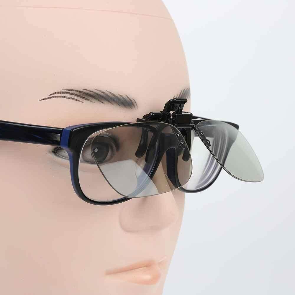 คลิปประเภทแบบโพลาไรซ์ 3d แว่นตาคลิป 3d ทีวีภาพยนตร์ - นานาชาติ.