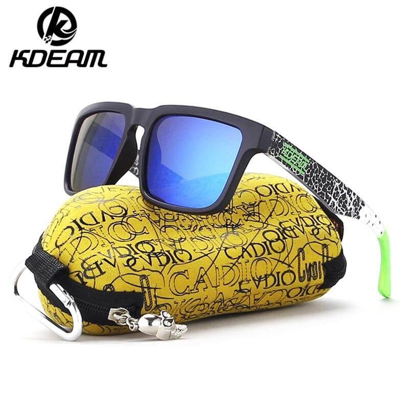 KDEAM Men Polarized Sunglasses KD901P-C5