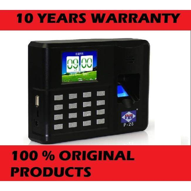 GMT S7 FINGERPRINT TIME ATTENDANCE RECORDER ( 10 YEARS WARRANTY )