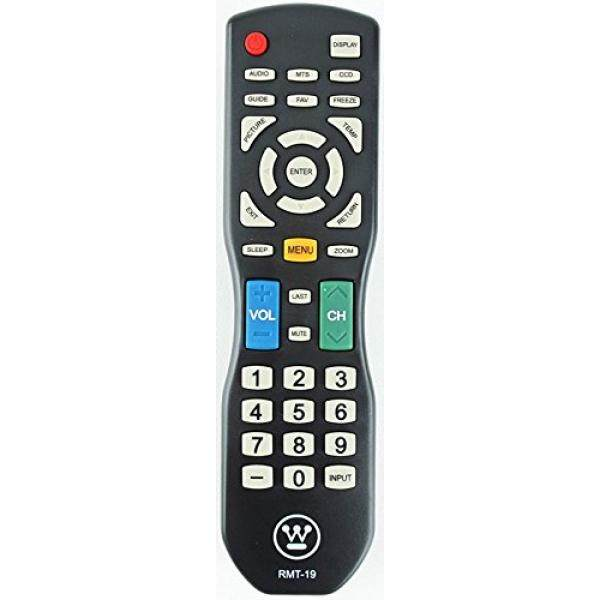 Brand New Westinghouse RMT-19 RMT19 Remote Control for Westinghouse VR4625 LED LCD TV - intl
