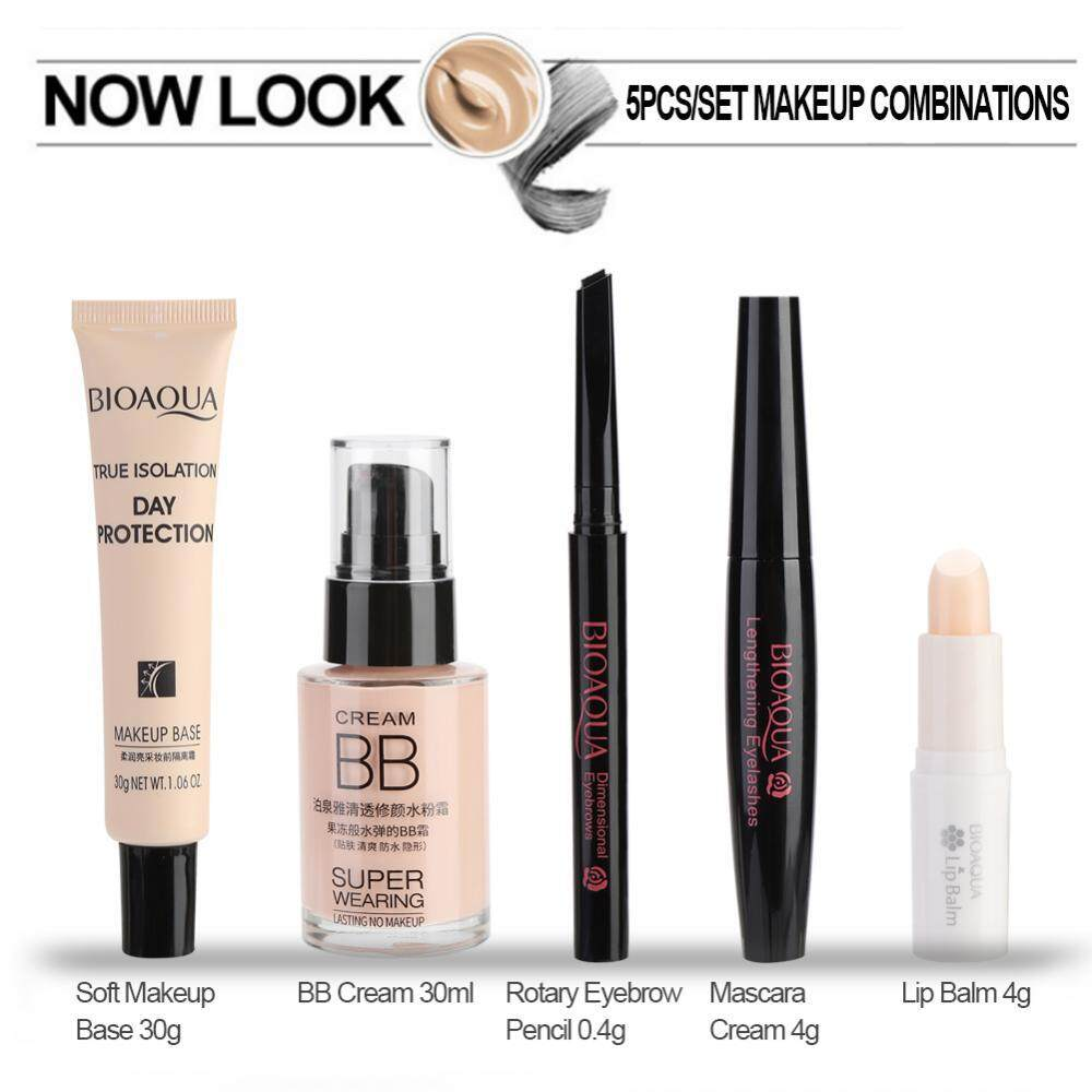 Kehebatan Makeover Corrective Base Makeup Dan Harga Update Make Up Bioaqua Cosmetic Set For Beginner Lip Balm Bb Cream Pencil Mascara Intl