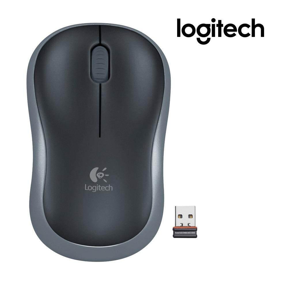 Mini 2.4 GHz Nirkabel Mobil Mouse Optik Bentuk Gagang USB To PC Laptop Notebook Merah.