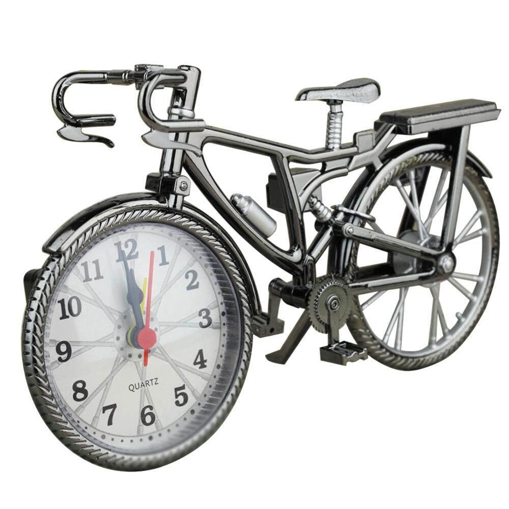weaxig Suoy® Creative Bike Bicycle Shaped Alarm Clock Home Decor
