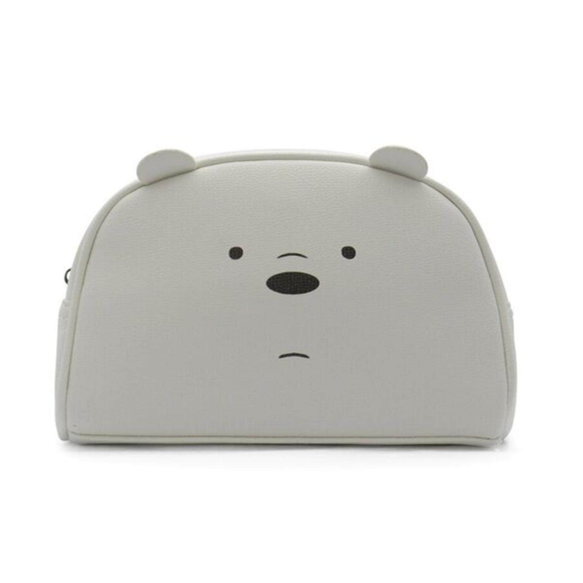 We Bare Bears Multipurpose Pouch - Ice Bear