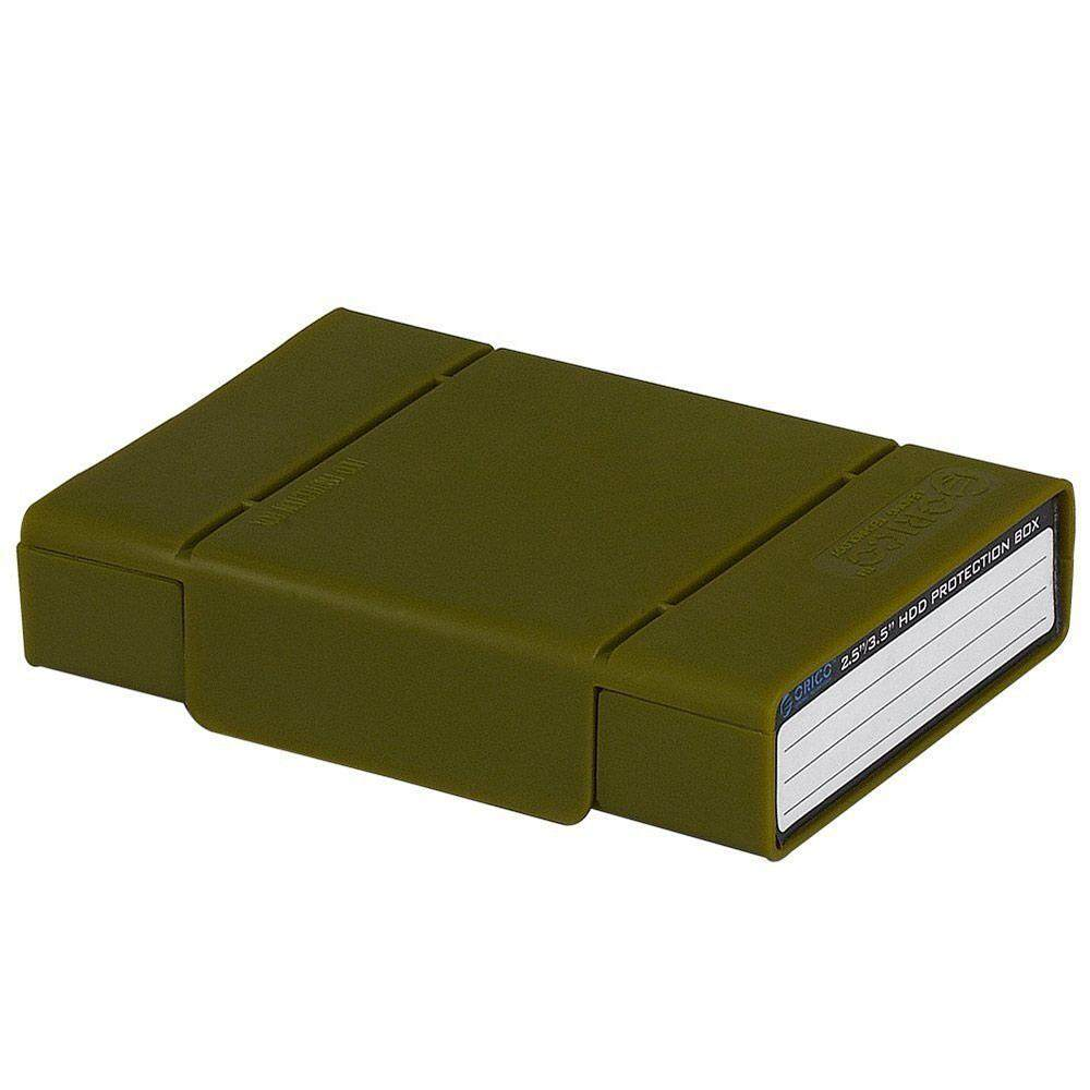 "Orico PHP-35 3.5"" HDD Protector (Green)"