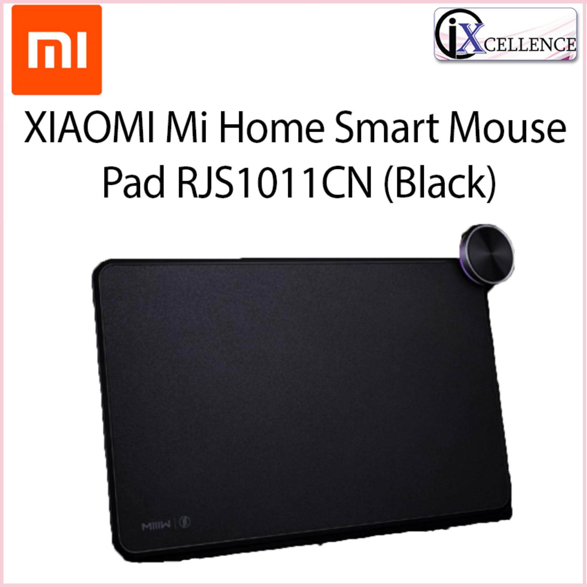 [IX] XIAOMI Mi Home MIIIW Smart Wireless Charger Mouse Pad RJS1011CN (Black)