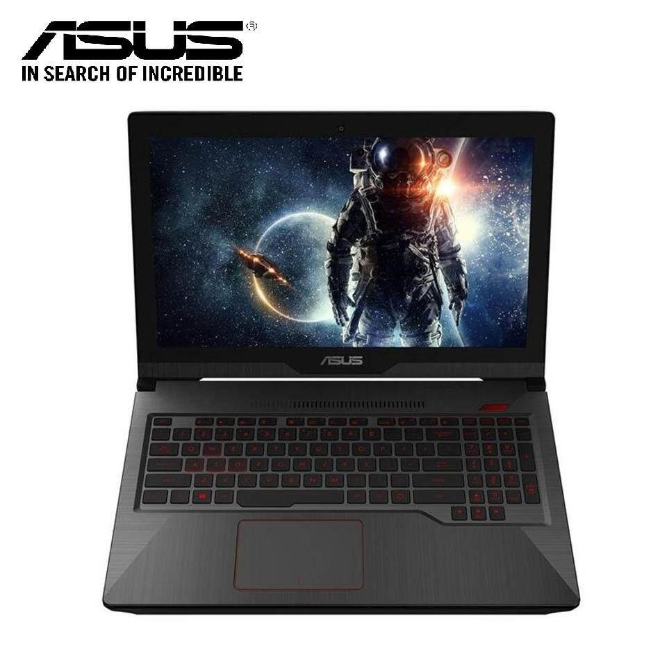 Asus FX503V-DE4258T Gaming Laptop (i7-7700HQ/4GB D4/1TB/NVD GTX1050 4GB/15.6FHD/W10) Black Malaysia