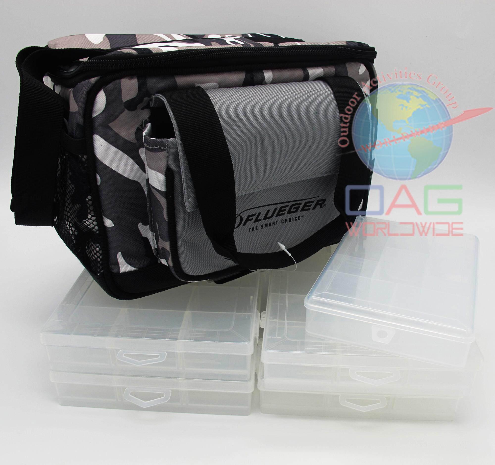 Pflueger Camo Tackle Bag
