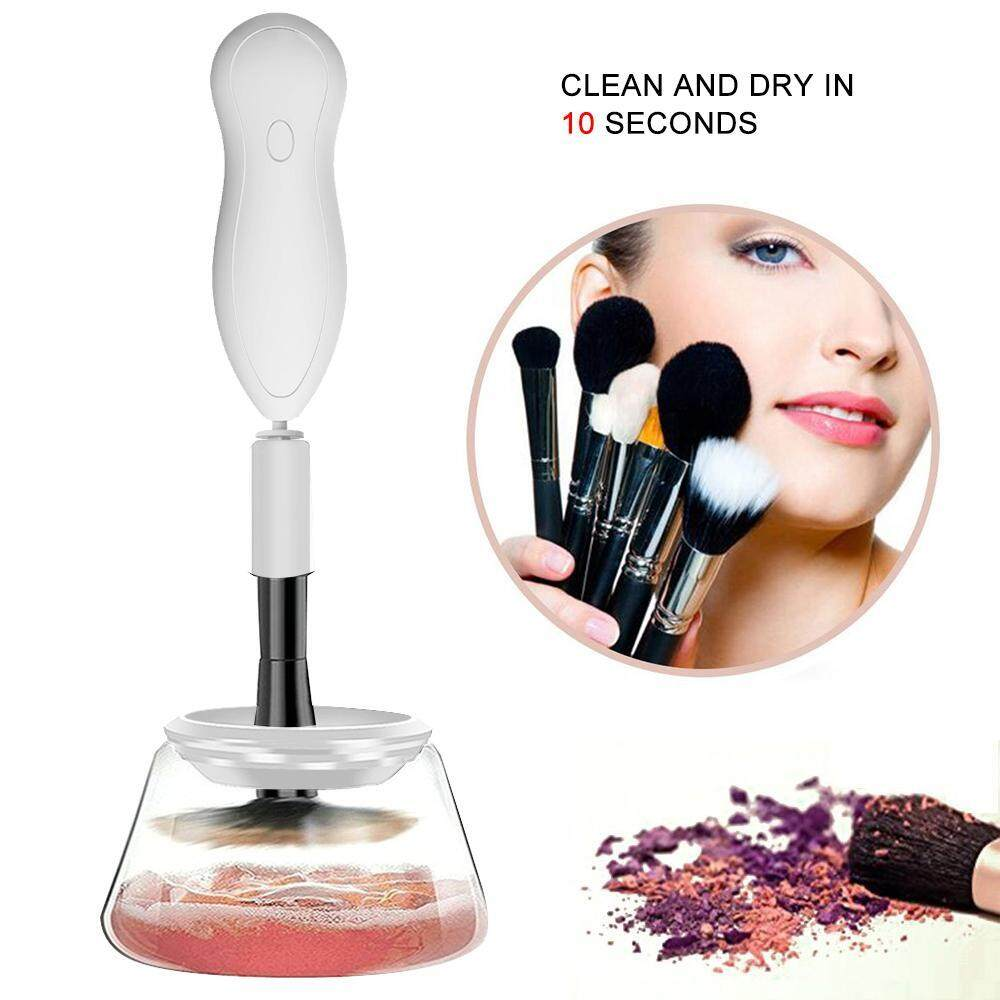 Makeup Brush Cleaners Buy At Best Price In Kuas Kabuki Hello Kitty Rodeal Cleanerprofessional Automatic Clean And Dry All Size Brushes Seconds