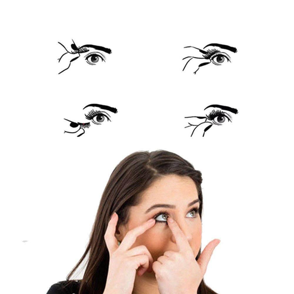 Jual Seksi Modis Magnetik Bulu Mata 3D Buatan Tangan Dapat Digunakan Kembali Palsu Magnet Mata-Internasional
