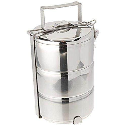 KIWI - Tiffin Carrier Stainless Steel