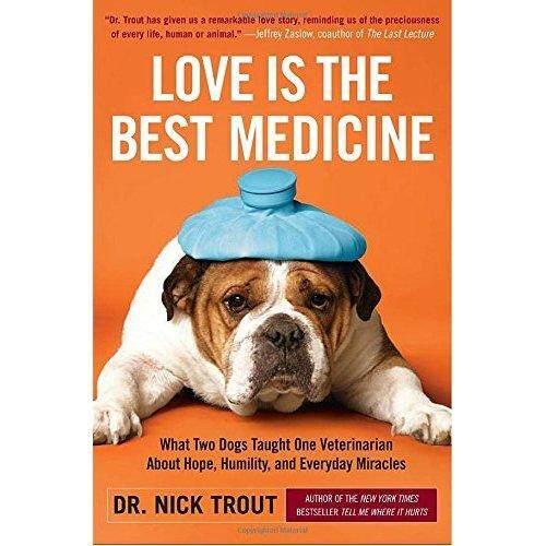 Cinta Adalah Obat Terbaik: Apa Dua Anjing Mengajarkan Satu Dokter Hewan Tentang Harapan Kerendahan Hati dan Keajaiban Sehari-hari-Internasional