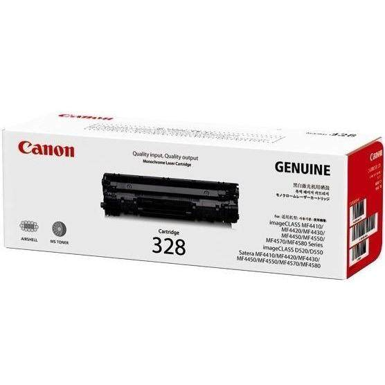 CANON 328 TONER FOR MF4450, 4412, D520 PRINTER (ORIGINAL / READY STOCK)