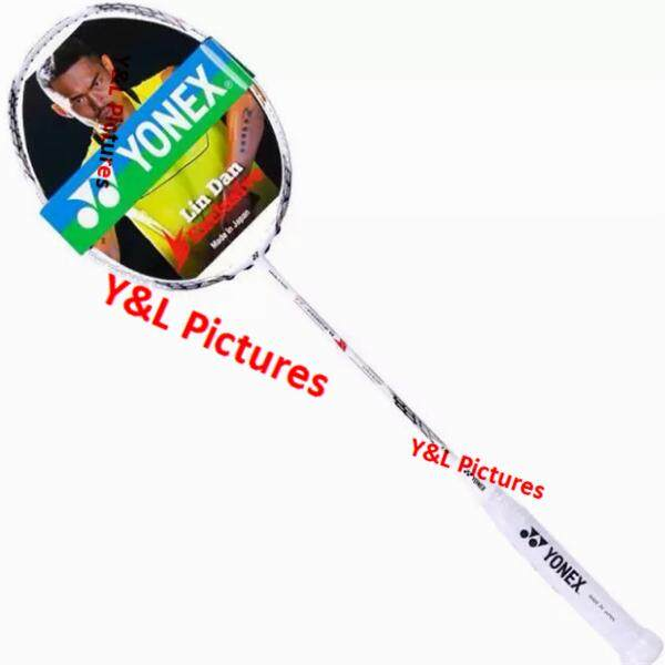 ff7654e70d1 YONEX VTZF-LD 4U Full Carbon Single Badminton Racket with Even Nails  26-30Lbs