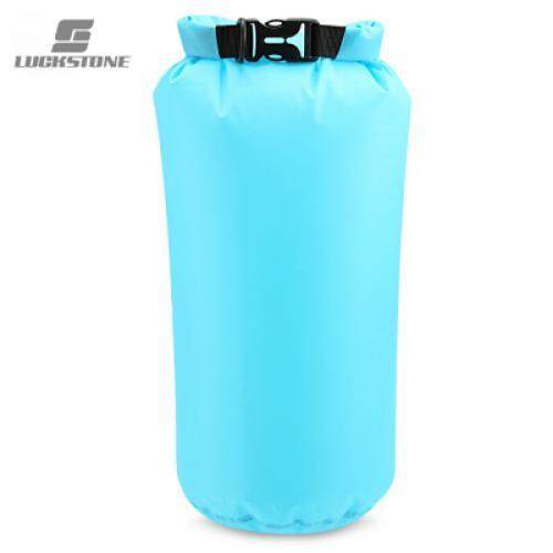 LUCKSTONE 8L Drifting Swimming Waterproof Storage Bag (SKY BLUE)