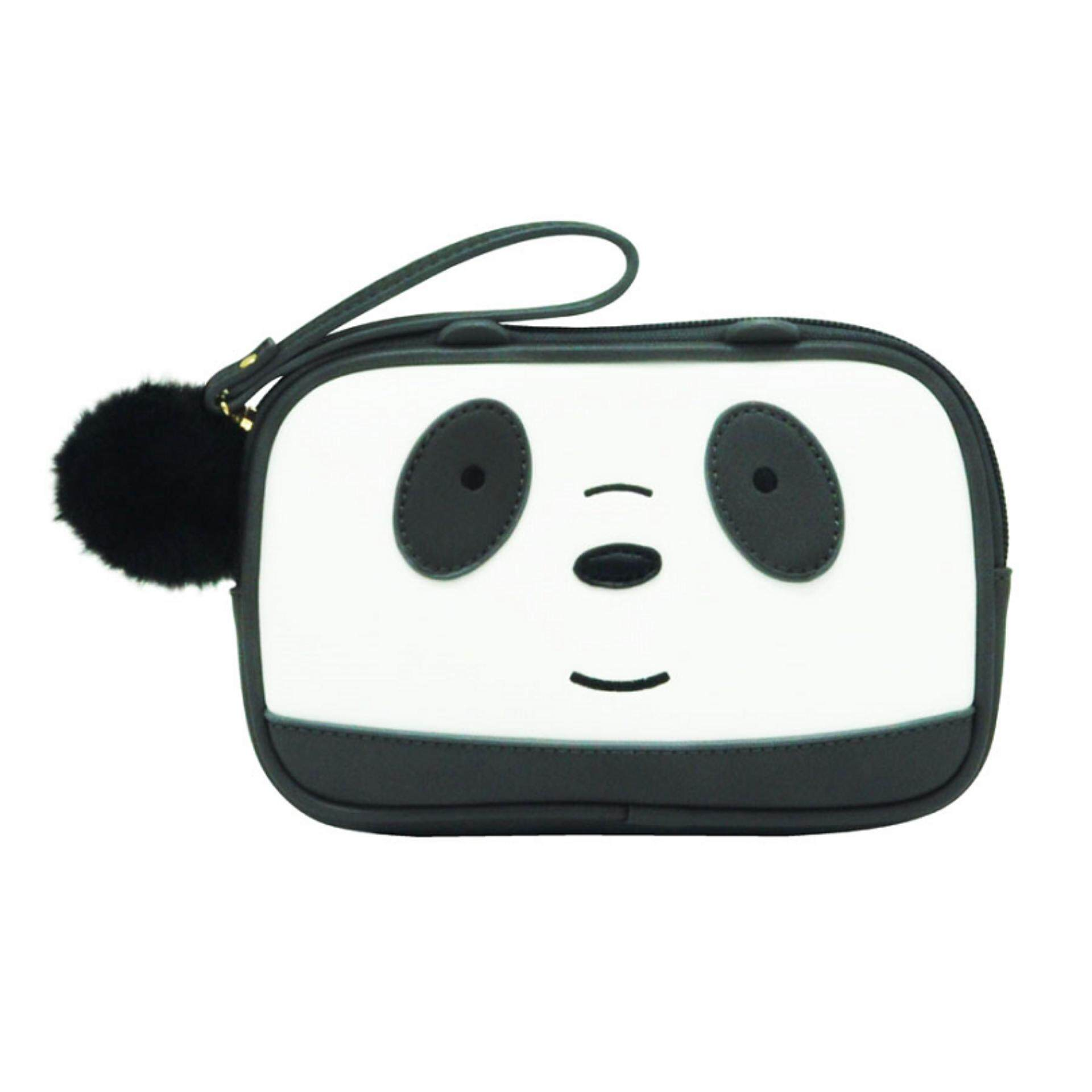 We Bare Bears Accessories Pouch - Panda