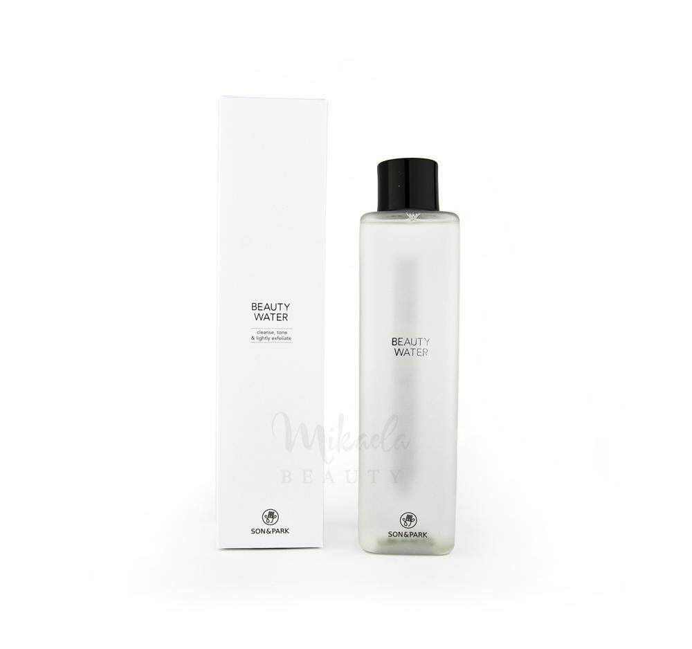 Fitur Son Park Beauty Water 340ml Exp 6 Feb 2021 Dan Harga Buds Nurturing Nursing Cream 15ml