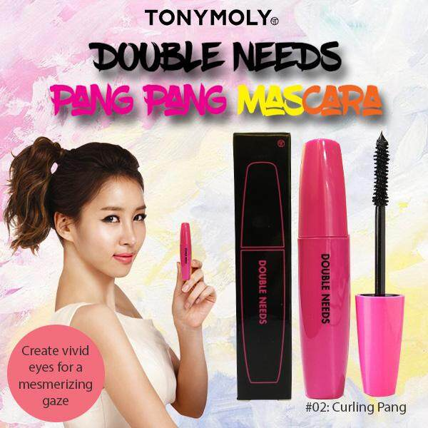 Tony Moly Double Needs Pang Pang Mascara No.1 12g