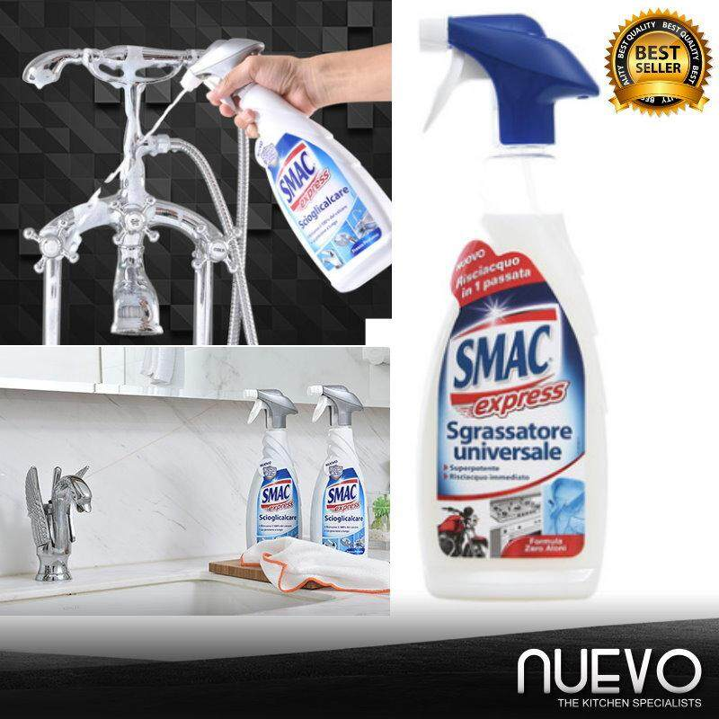 Nuevo 650ml SMAC Household Faucet Stainless Steel Scale Clean Bathroom Shower Decontamination Polishing Cleaner
