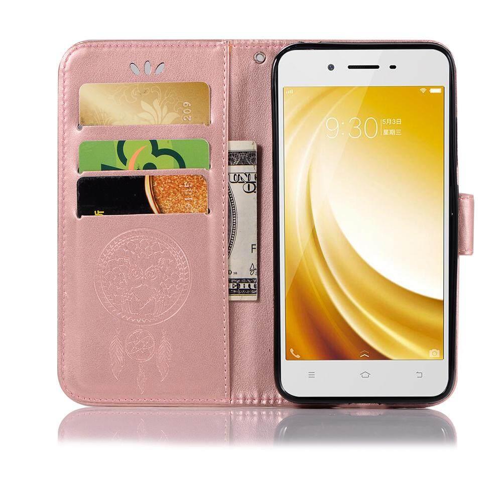... [Original] Casing Ponsel untuk Vivo Y53 Case Multi-Fungsi Telepon Seluler Pemegang Tahan ...