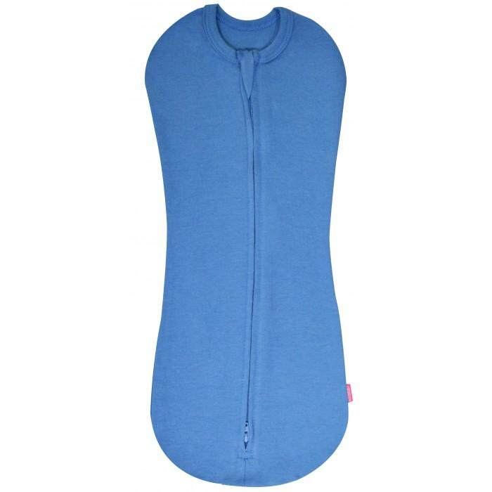 LUNAVIE ANTIBACTERIAL SWADDLE POUCH (BLUE)