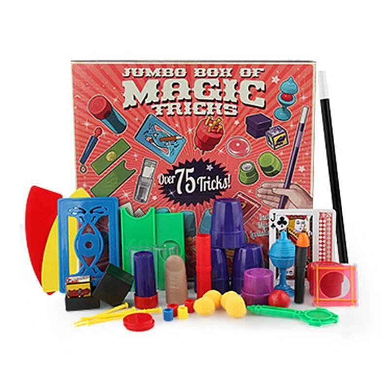 Menakjubkan Alat Sulap Kotak Trik Menyenangkan Penyihir Penyihir Muncul Alat Peraga Anak-anak Mainan