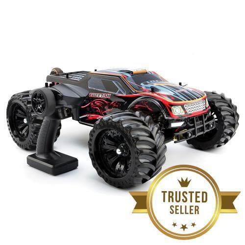 JLB 2.4G CHEETAH 4WD 1 / 10 80KM / H HIGH SPEED BUGGY RC RTR CAR Toys for boys