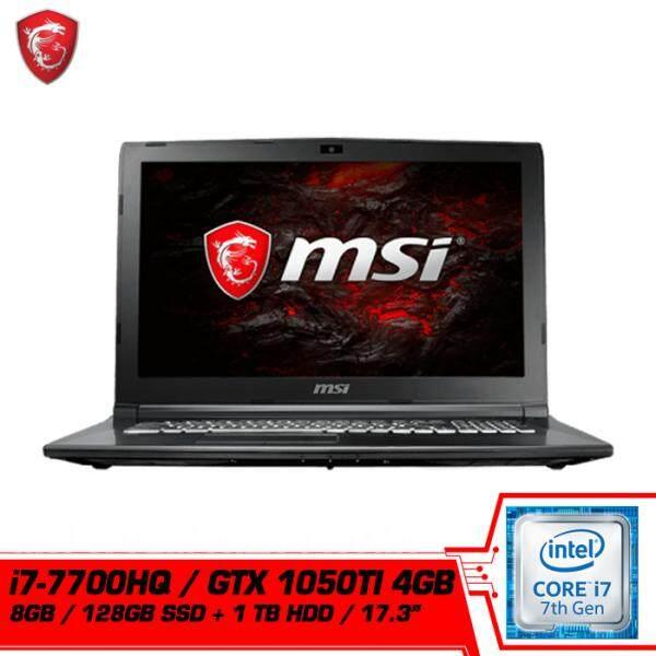 MSI GP72M 7REX 1467MY LEOPARD PRO (GTX1050TI 4GB GDDR5) Malaysia