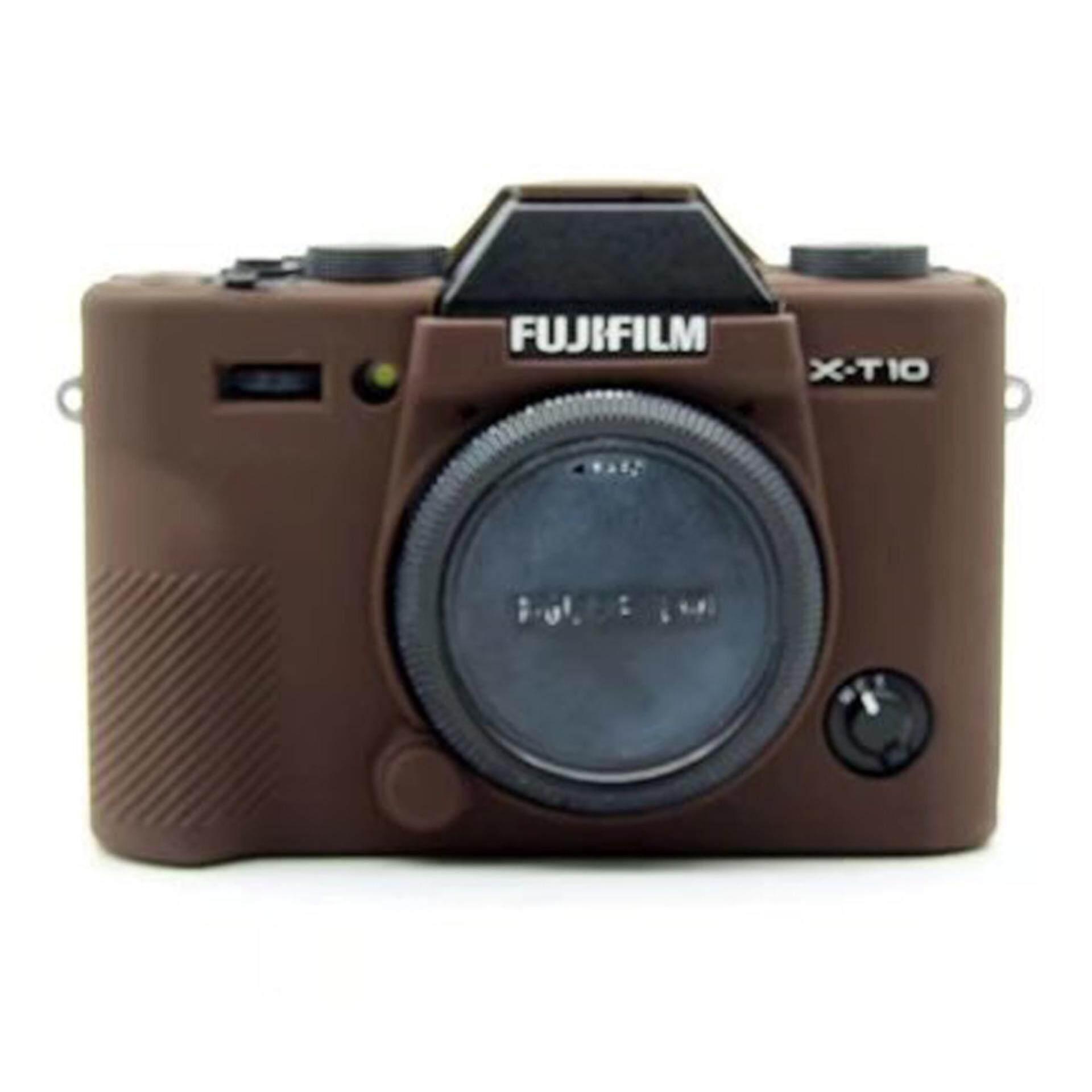 Soft Silicone Protector Skin Case Bag for Fujifilm Fuji X-T10 X-T20 XT10 XT20